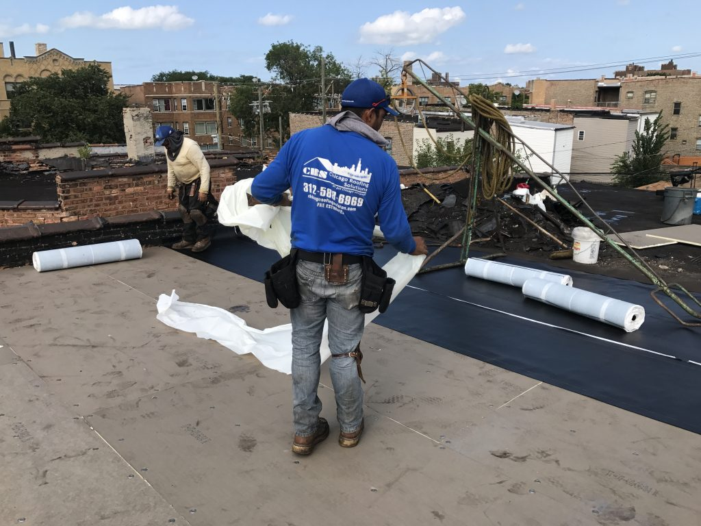 Chicago Roofing Solutions Completed Projects